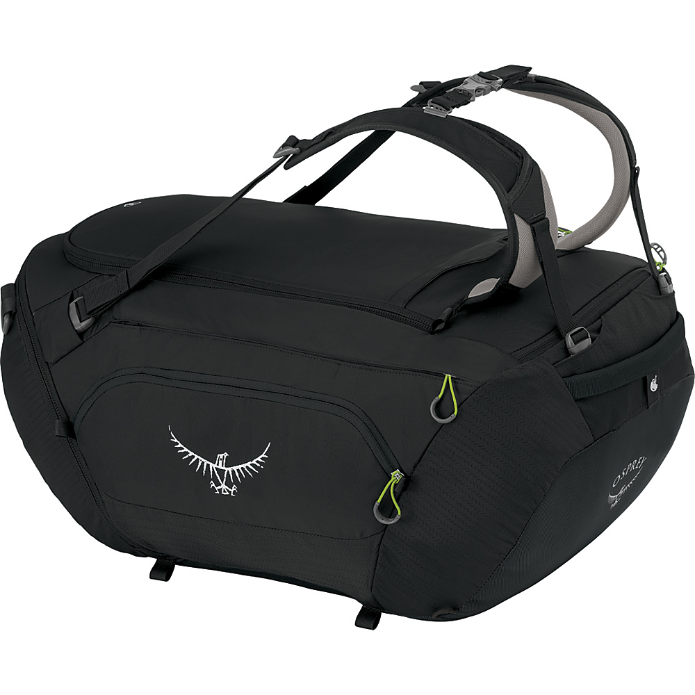 Osprey Bigkit Duffel Anthracite Black - Osprey Ski and Snowboard Bags - Sports, Ski and Snowboard Bags