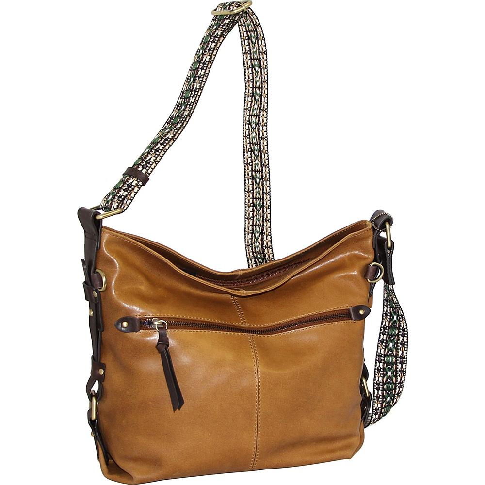 Nino Bossi Elissa Crossbody Saddle - Nino Bossi Leather Handbags - Handbags, Leather Handbags