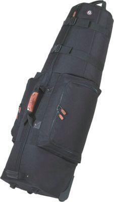 Golf Travel Bags LLC Chauffeur 3 Black - Golf Travel Bags LLC Golf Bags