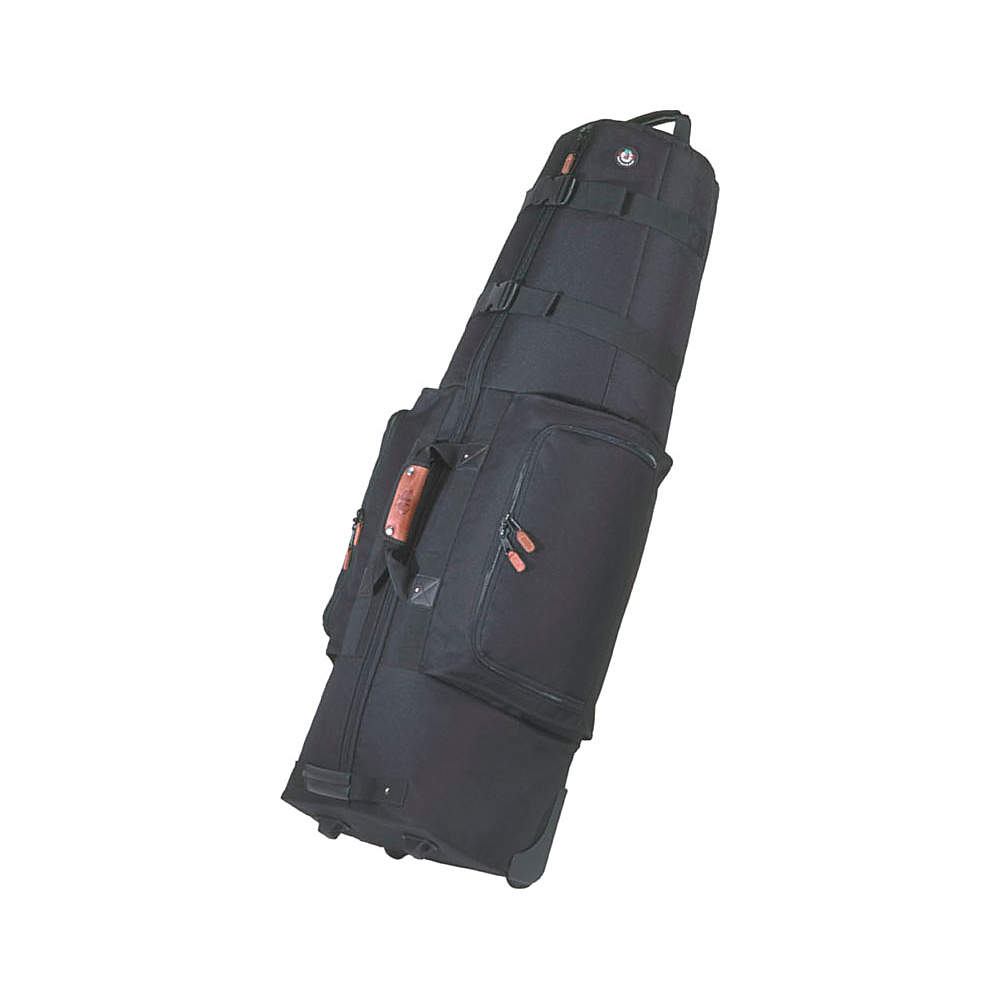 Golf Travel Bags LLC Chauffeur 3 Black - Golf Travel Bags LLC Golf Bags - Sports, Golf Bags