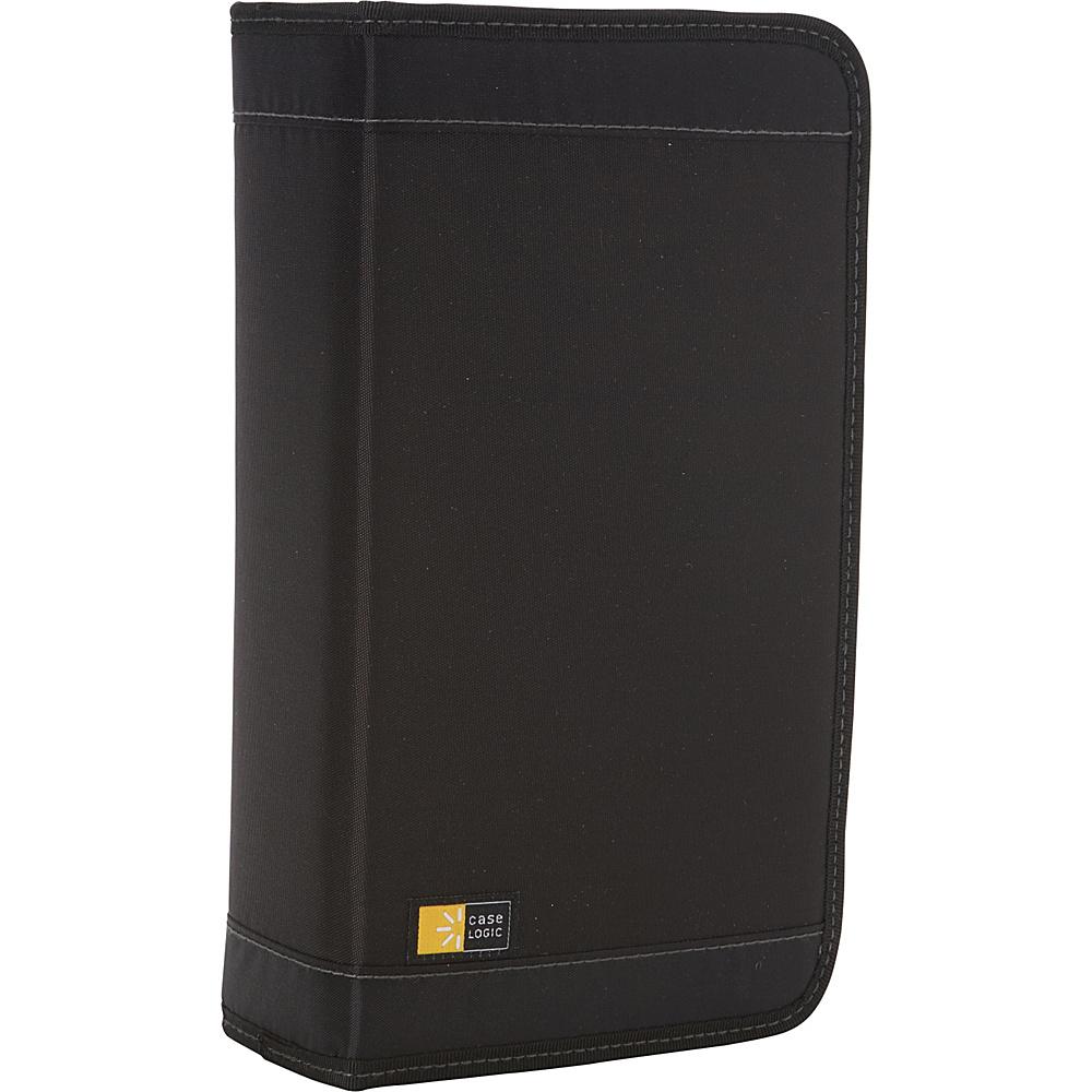 Case Logic 92 Capacity CD Wallet Black