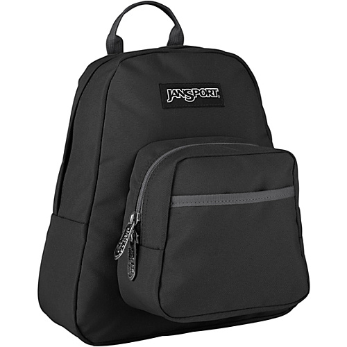 JanSport Half Pint - Black - Backpacks, School & Day Hiking Backpacks