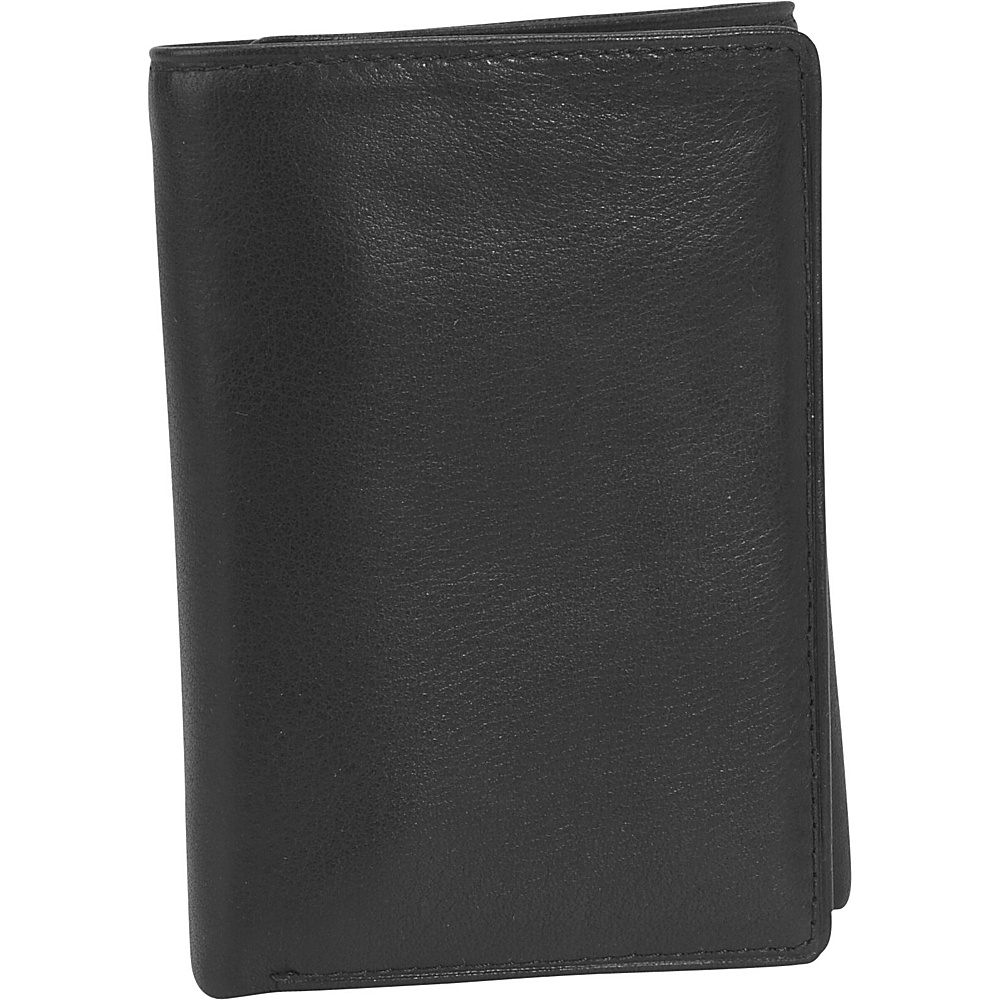 Osgoode Marley Cashmere Tri-Fold - Black - Work Bags & Briefcases, Men's Wallets