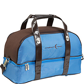 Overnighter Blue/Brown