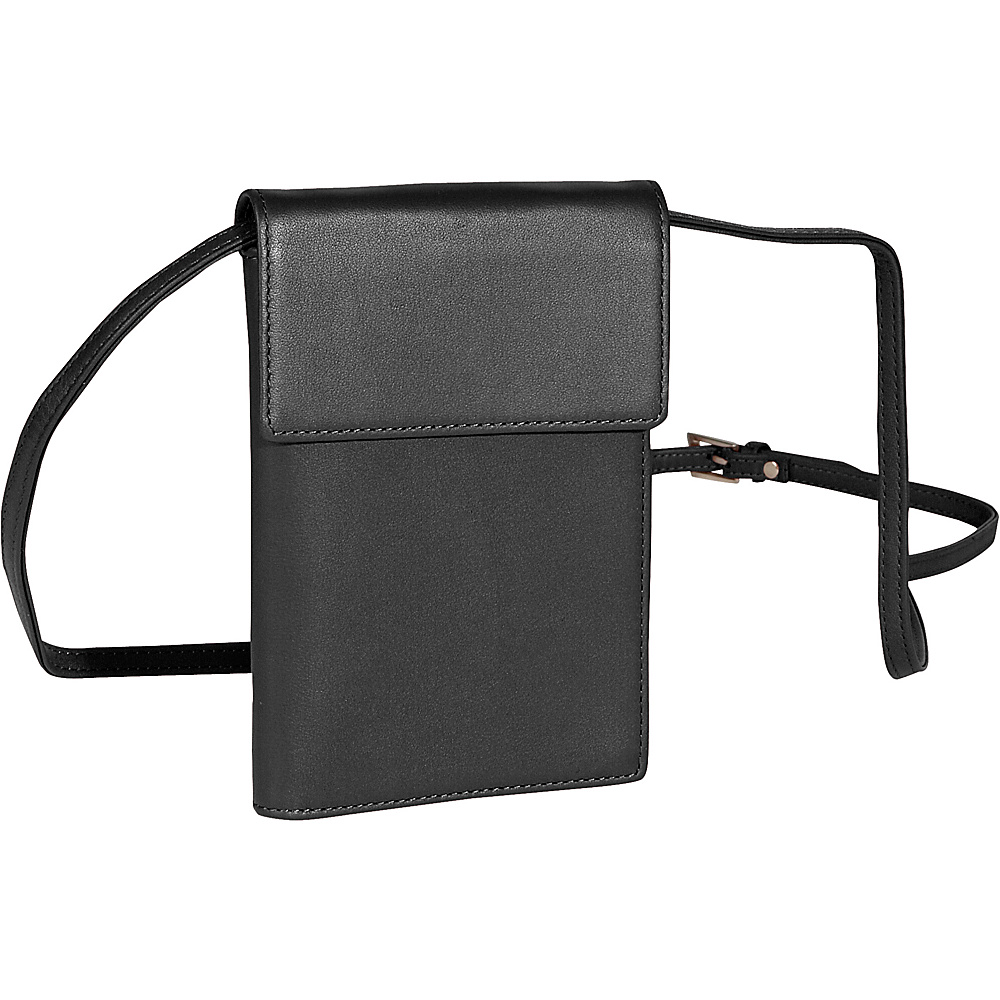 Royce Leather Deluxe Passport Case W/Removable - Travel Accessories, Travel Wallets