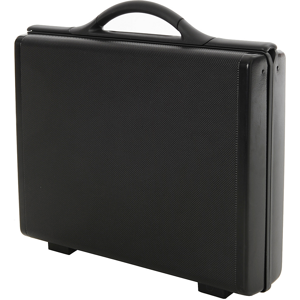 Samsonite Focus III 6 Hardside Attache - Black - Work Bags & Briefcases, Non-Wheeled Business Cases