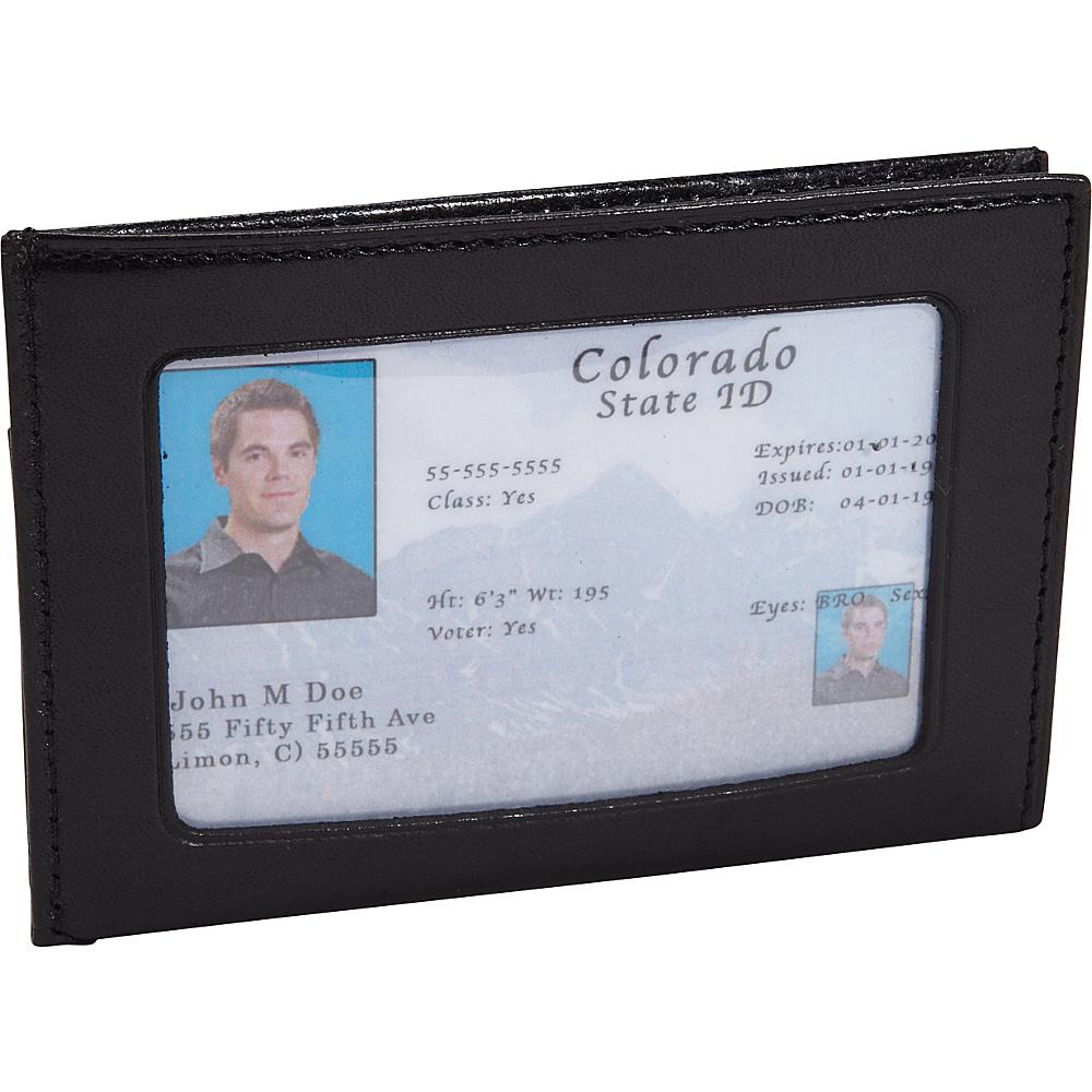 Bosca Old Leather Weekend Wallet Black - Bosca Mens Wallets - Work Bags & Briefcases, Men's Wallets