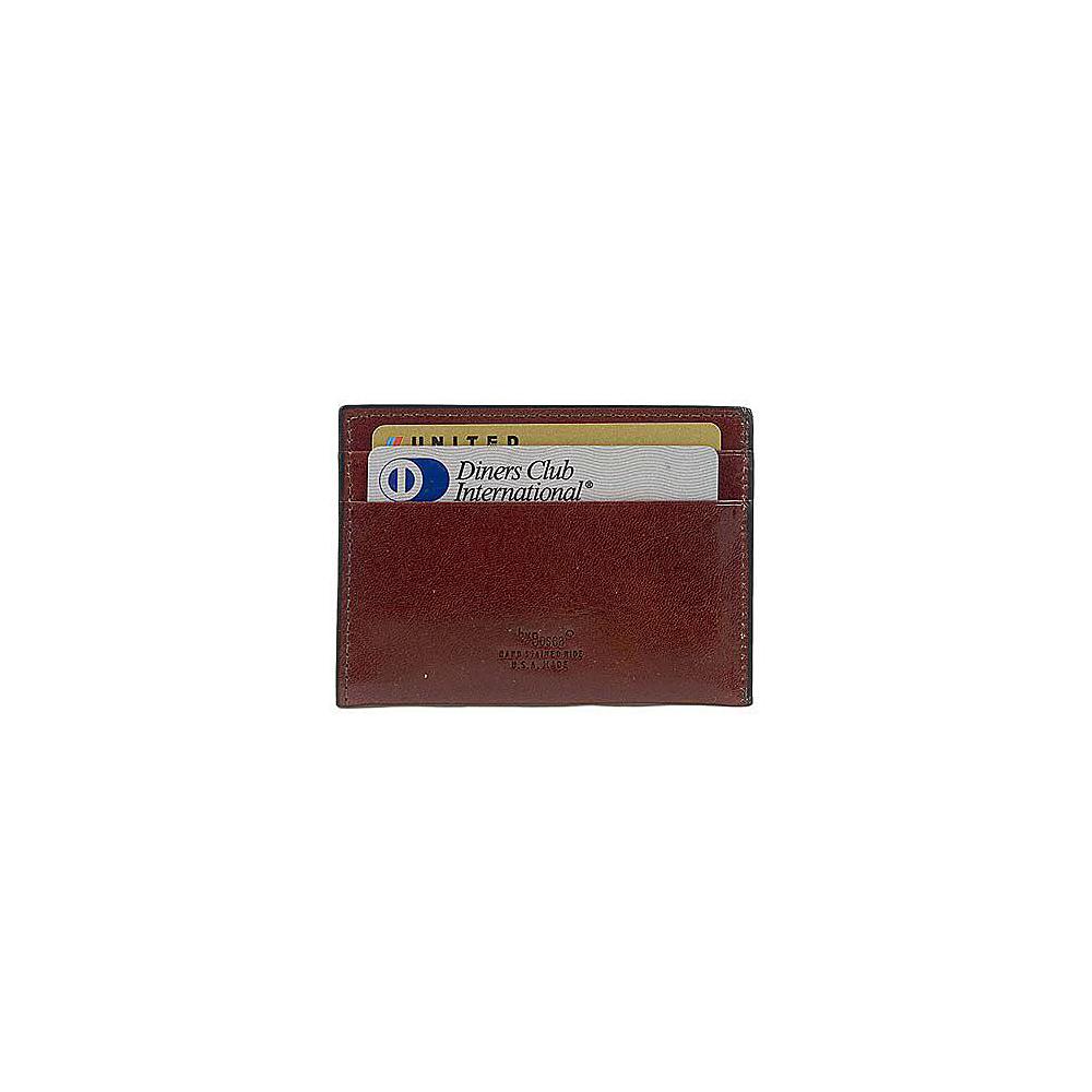 Bosca Old Leather Weekend Wallet - Cognac - Work Bags & Briefcases, Men's Wallets