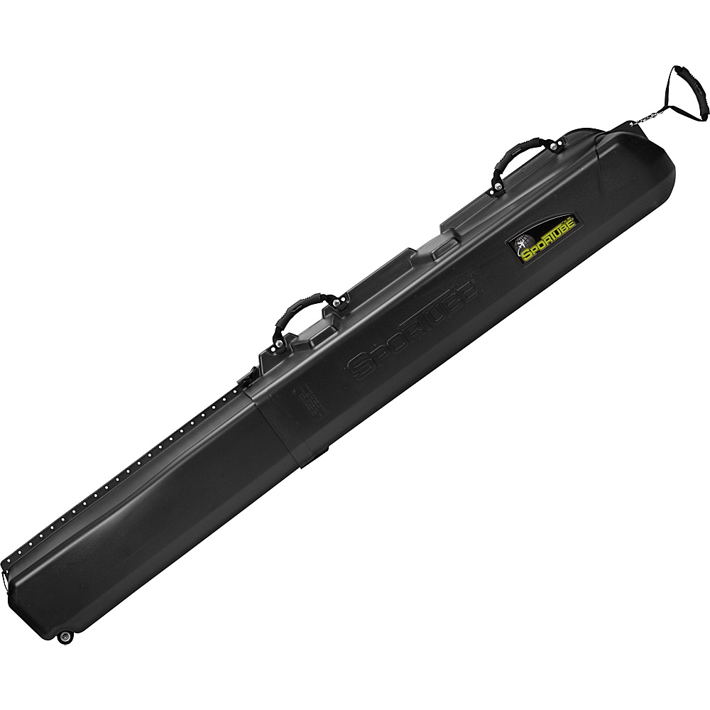 Sportube Series 3 Snowboard Case with Easy Pull Handle - Black