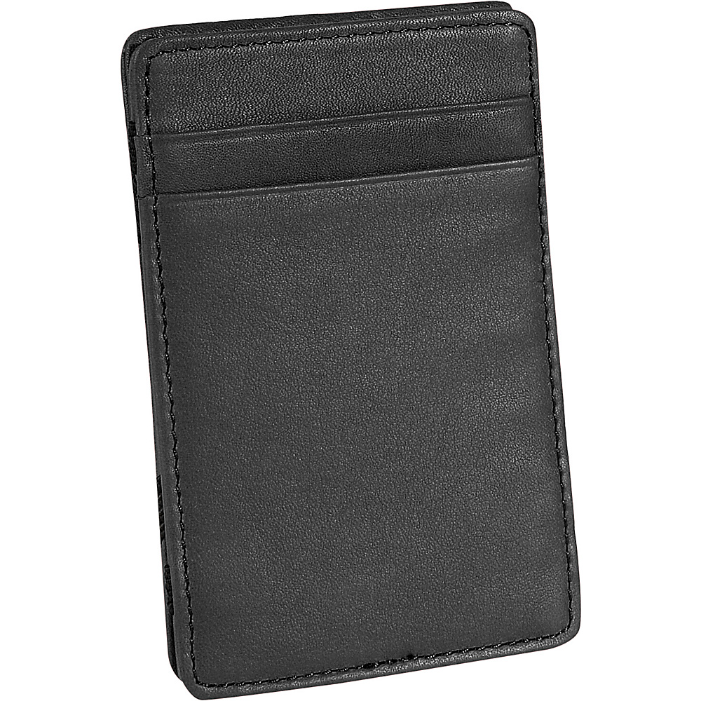Royce Leather Magic Wallet - Black - Work Bags & Briefcases, Men's Wallets