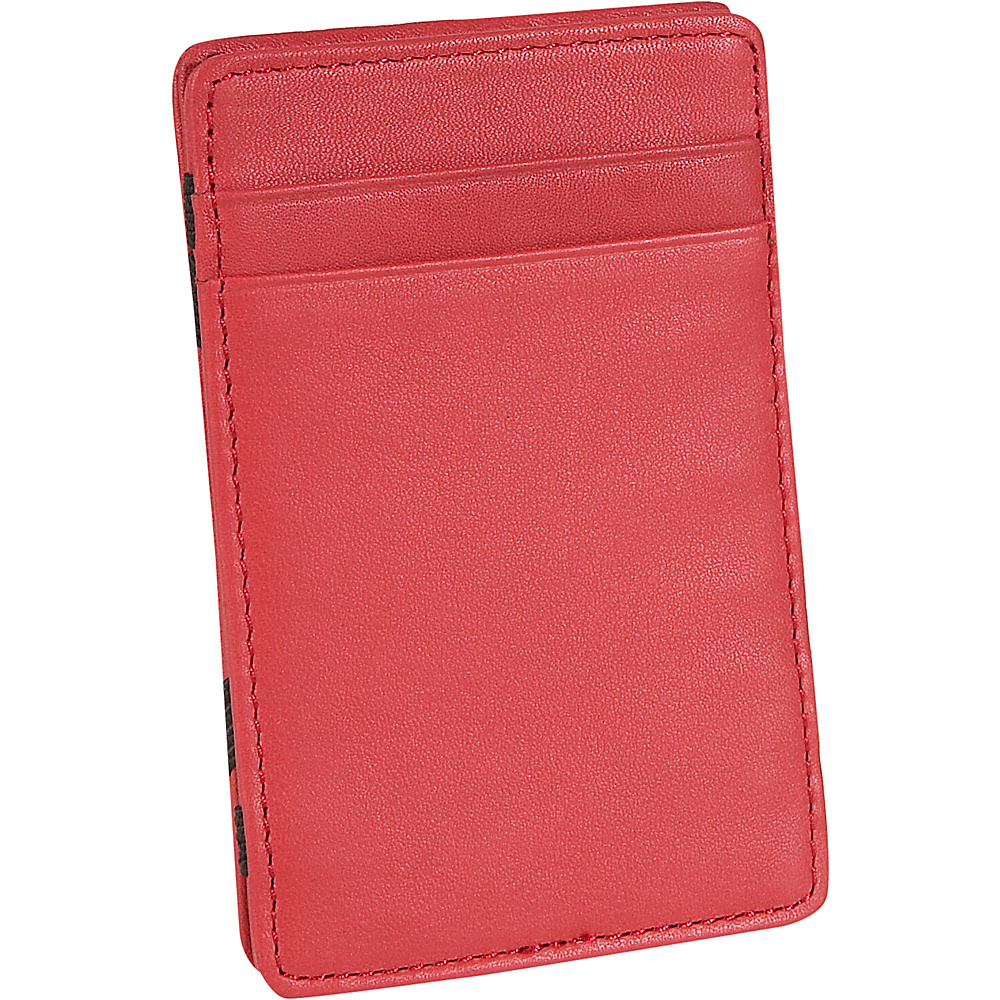 Royce Leather Magic Wallet - Red - Work Bags & Briefcases, Men's Wallets