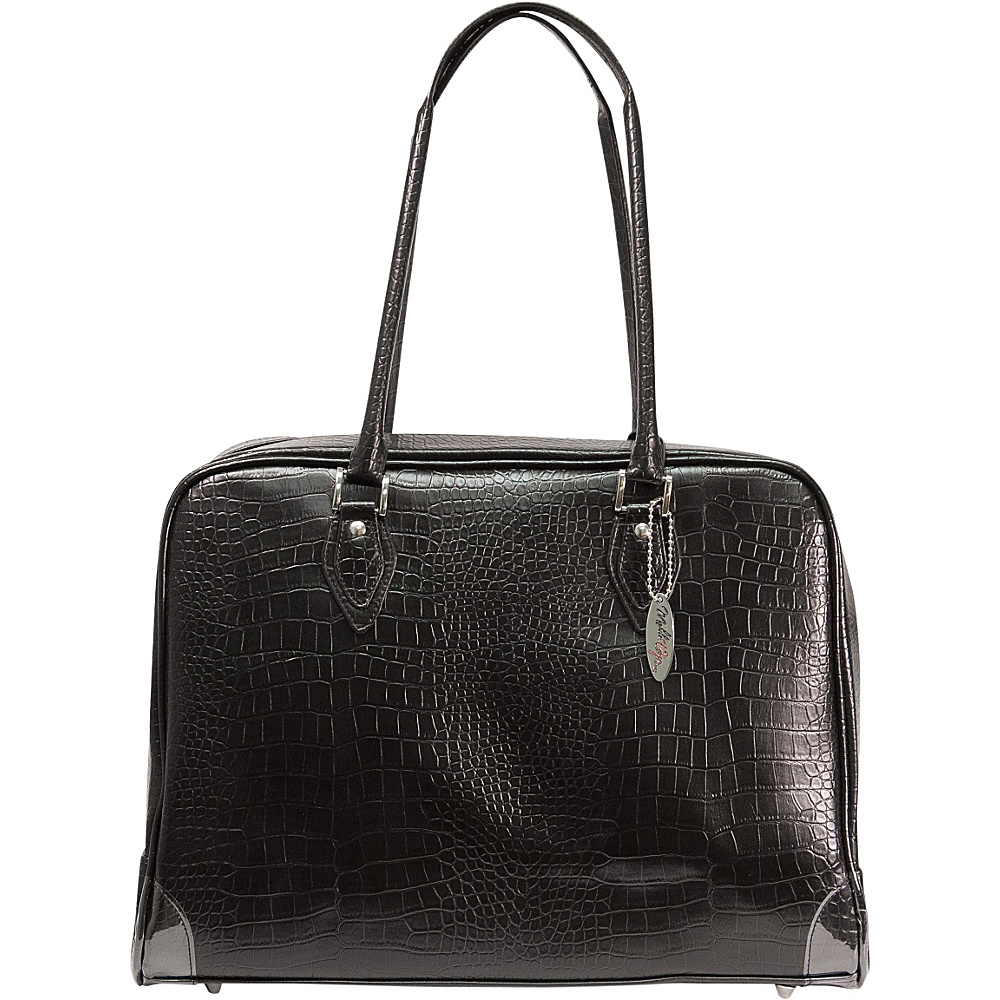 Mobile Edge Milano- Large - 17 - Black - Work Bags & Briefcases, Women's Business Bags