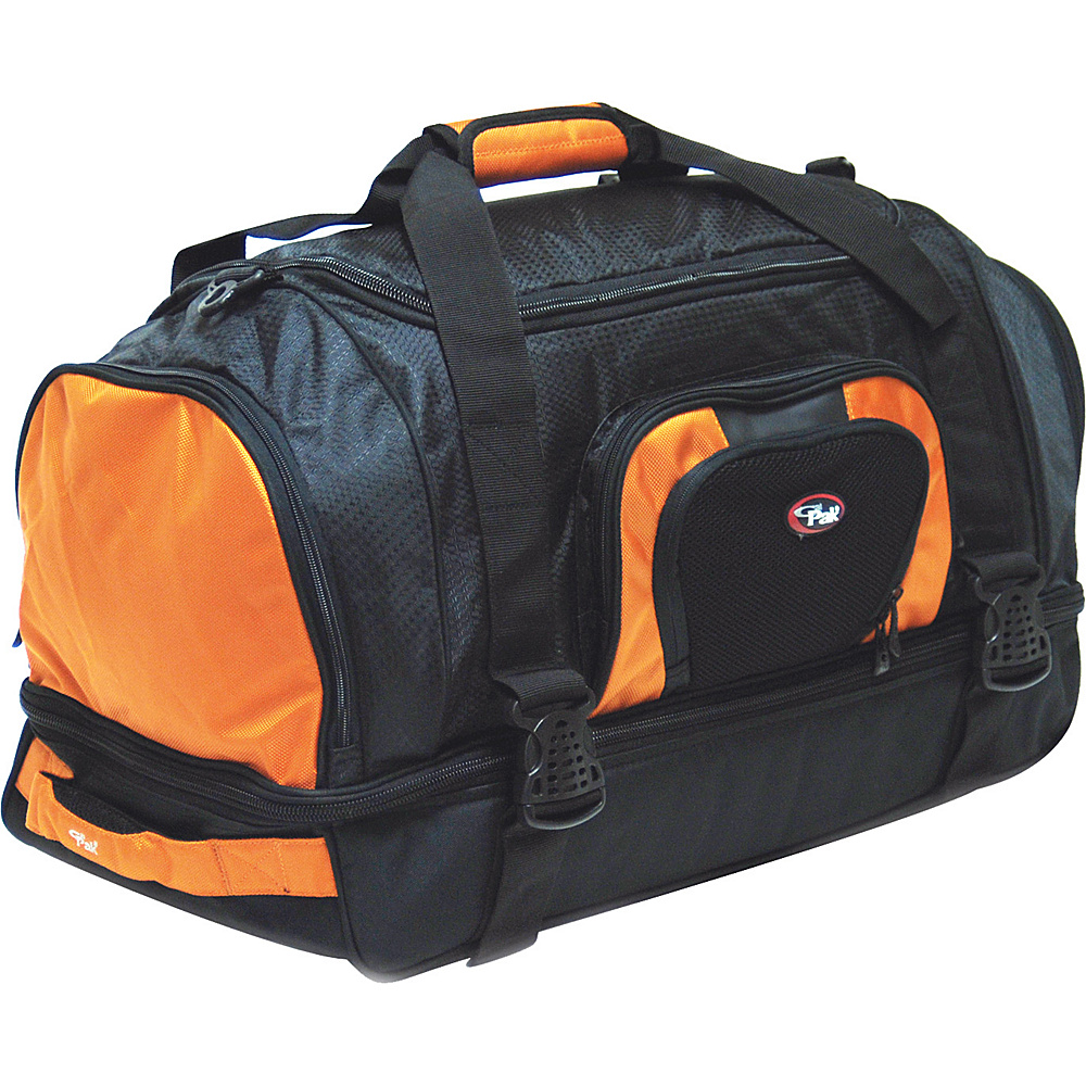 CalPak Proxy 26 - Orange - Duffels, Travel Duffels