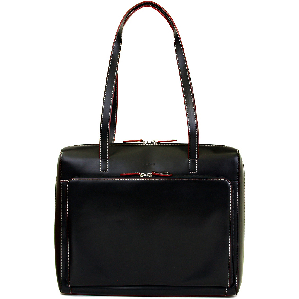 Lodis Audrey Zip Top Laptop Tote w/Organizational - Work Bags & Briefcases, Women's Business Bags