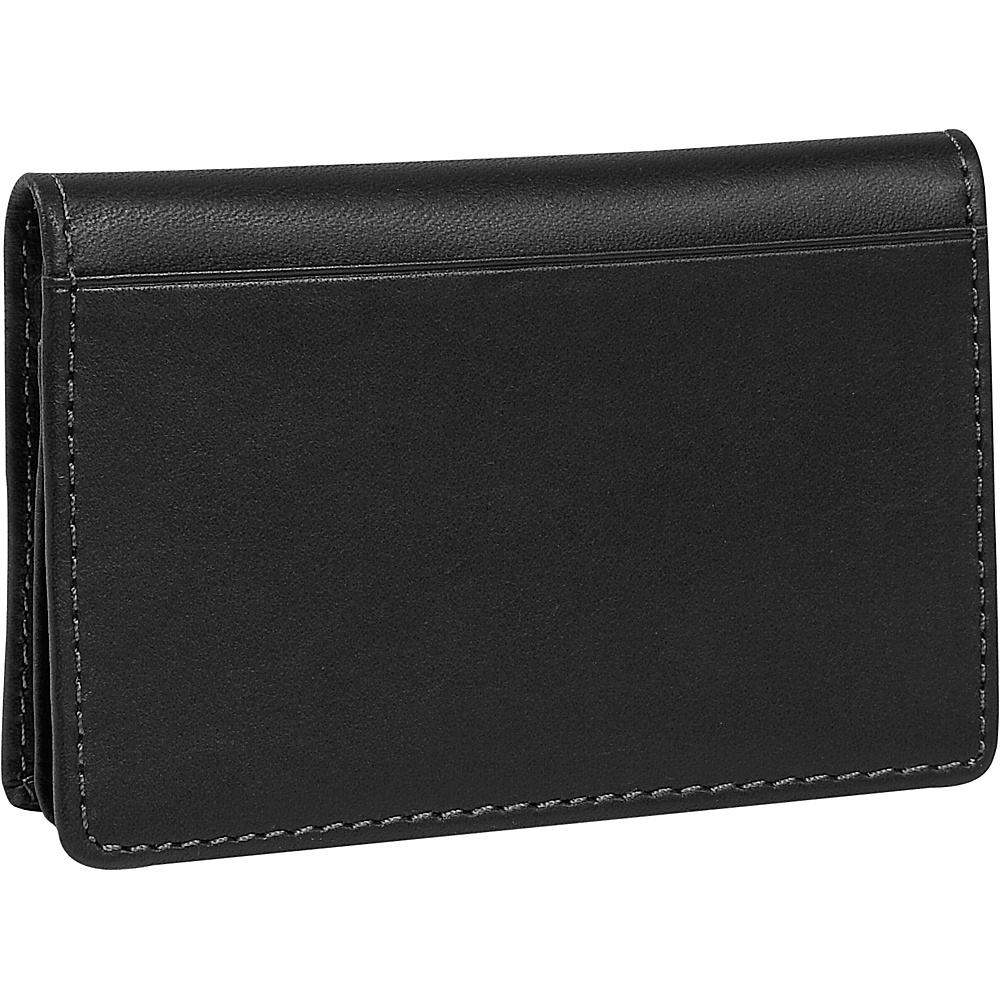 Dopp Regatta 88 Series Deluxe Card Case Black - Dopp Business Accessories - Work Bags & Briefcases, Business Accessories