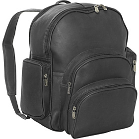 Expandable Backpack Black