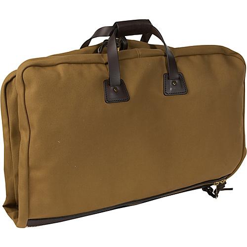 Filson Suit Cover Desert Tan - Filson Garment Bags
