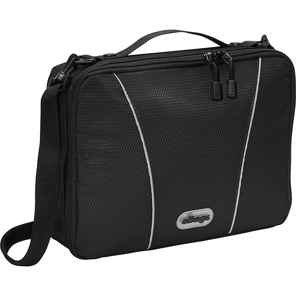 eBags Slim Lunch Box - Black