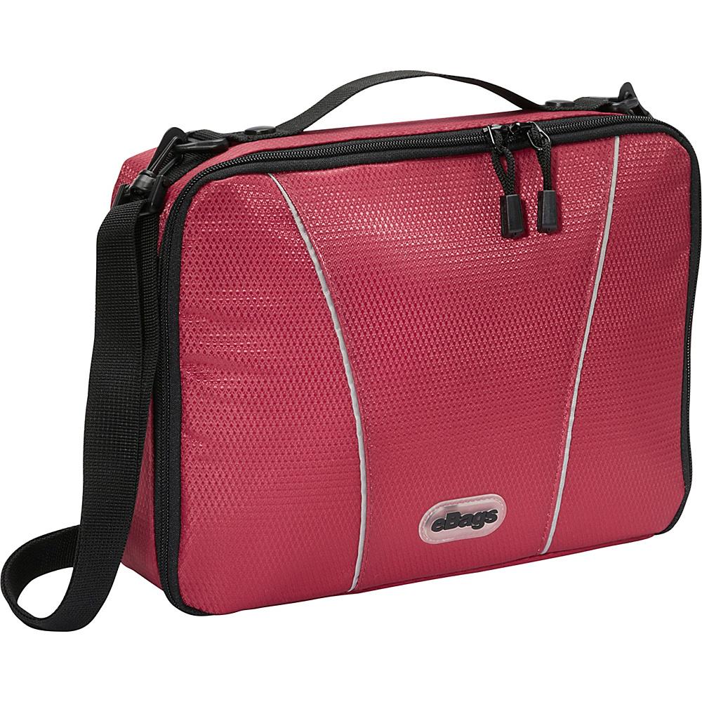 eBags Slim Lunch Box - Raspberry