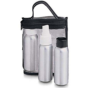 Aluminum Bottle Kit As Shown