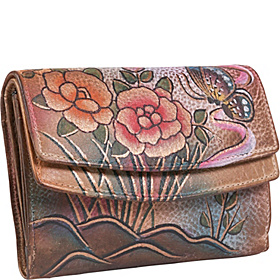 Wallet on a String - Premium Rose Antique Premium Rose Antique