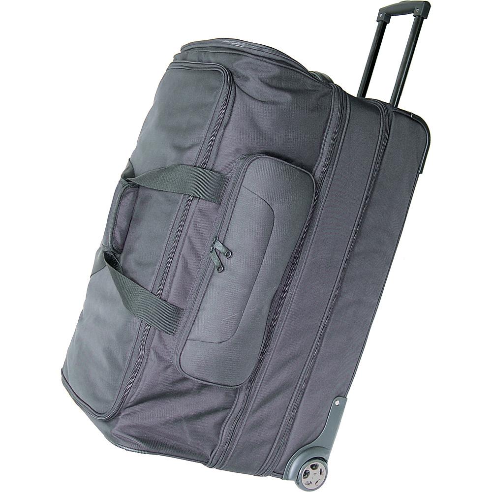 Netpack Heavy Loader I Wheel Duffel - Black - Luggage, Rolling Duffels