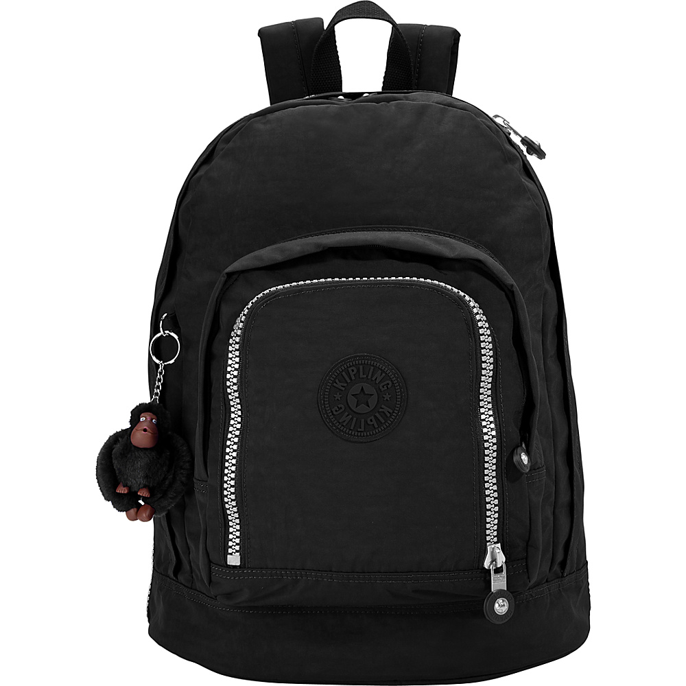 Kipling Hiker Expandable Backpack - Black - Backpacks, School & Day Hiking Backpacks