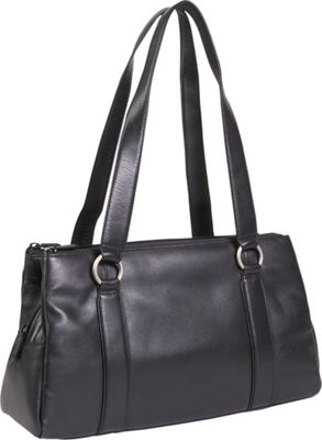Derek Alexander Twin Top Zip, Twin Shoulder Straps
