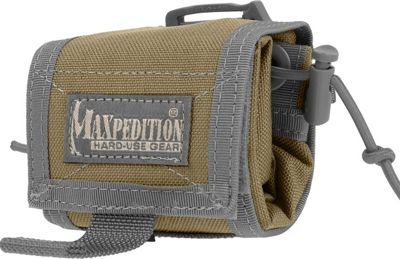 Maxpedition ROLLYPOLY Folding Dump Pouch - CAMO Khaki Foliage - Maxpedition Other Sports Bags