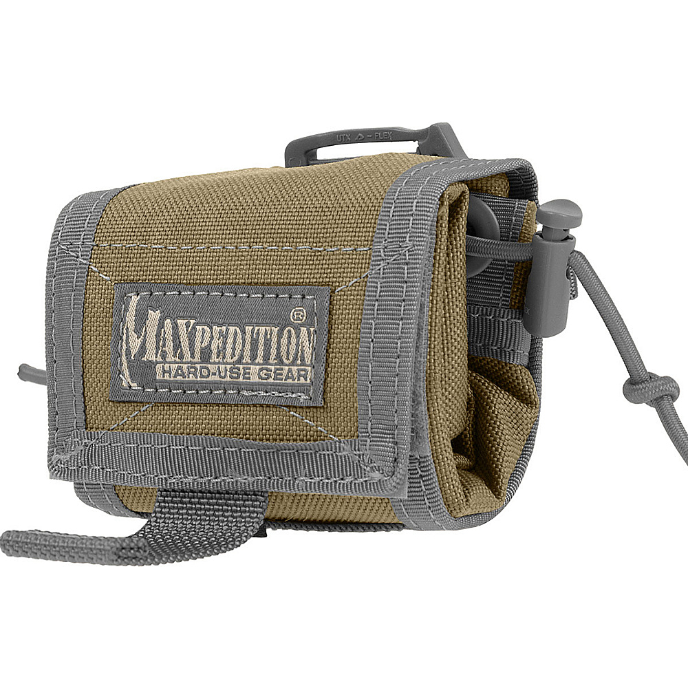 Maxpedition ROLLYPOLY Folding Dump Pouch CAMO Khaki Foliage Maxpedition Other Sports Bags