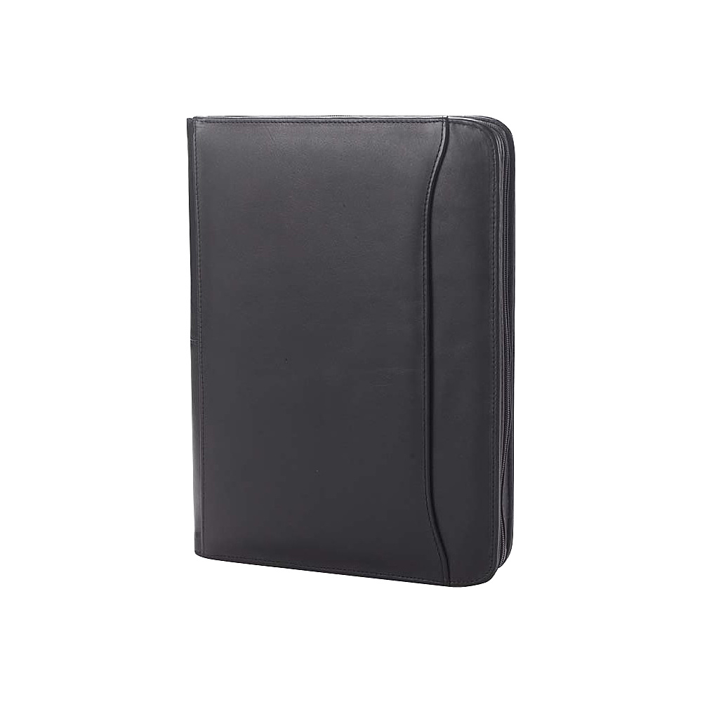 Clava Quinley Conference Padfolio - Quinley Black - Work Bags & Briefcases, Business Accessories