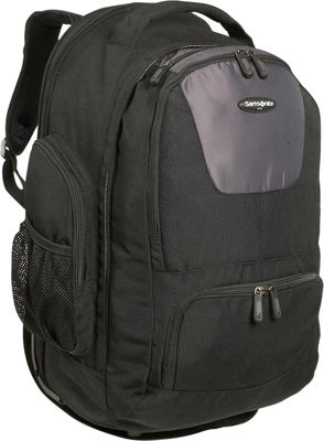 Samsonite Wheeled Backpack - Large - Black/Charcoal 1289787