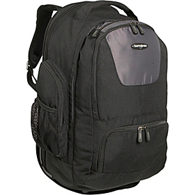 Wheeled Backpack - Large Black/Charcoal
