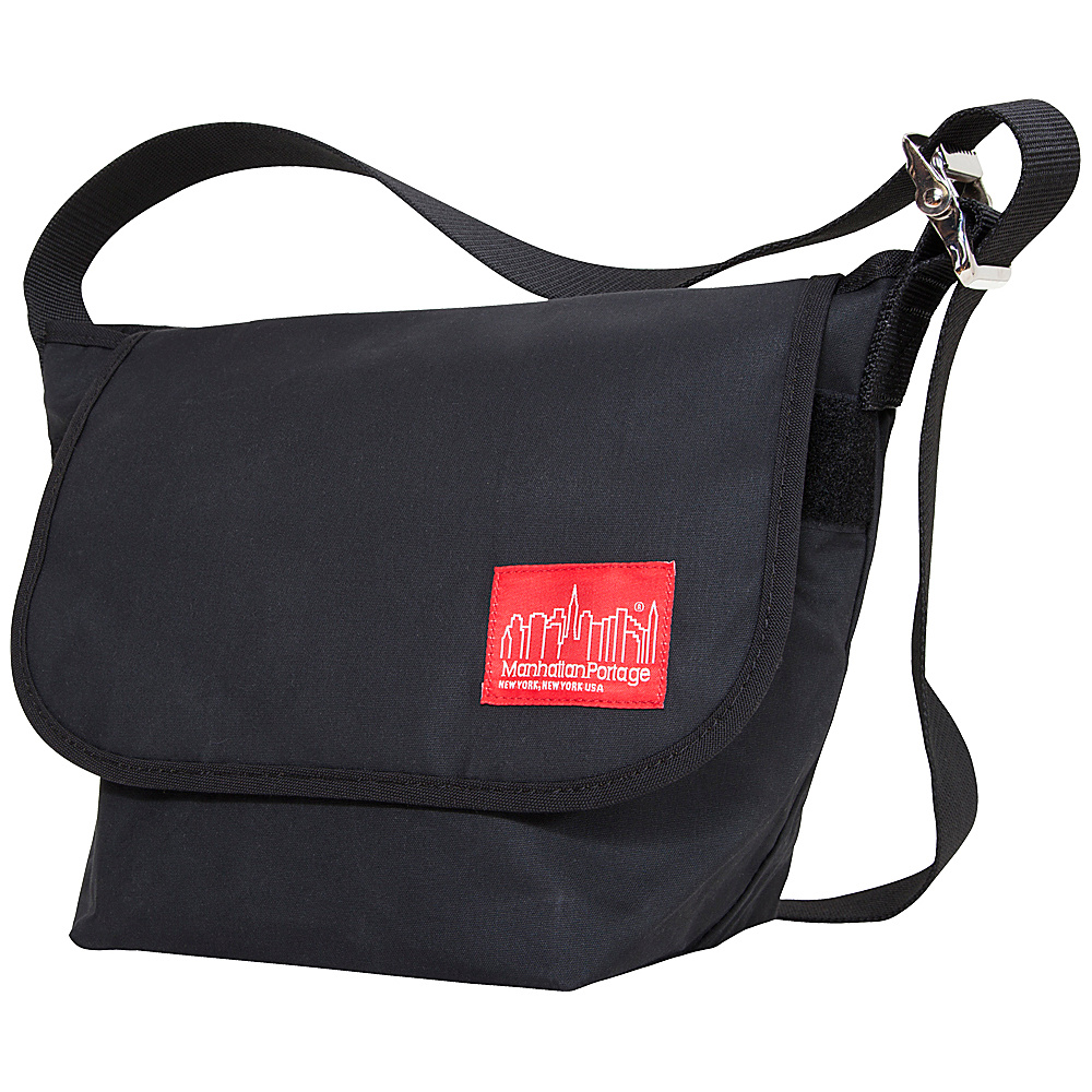 Manhattan Portage Vintage Canvas Messenger Bag - Black - Work Bags & Briefcases, Messenger Bags
