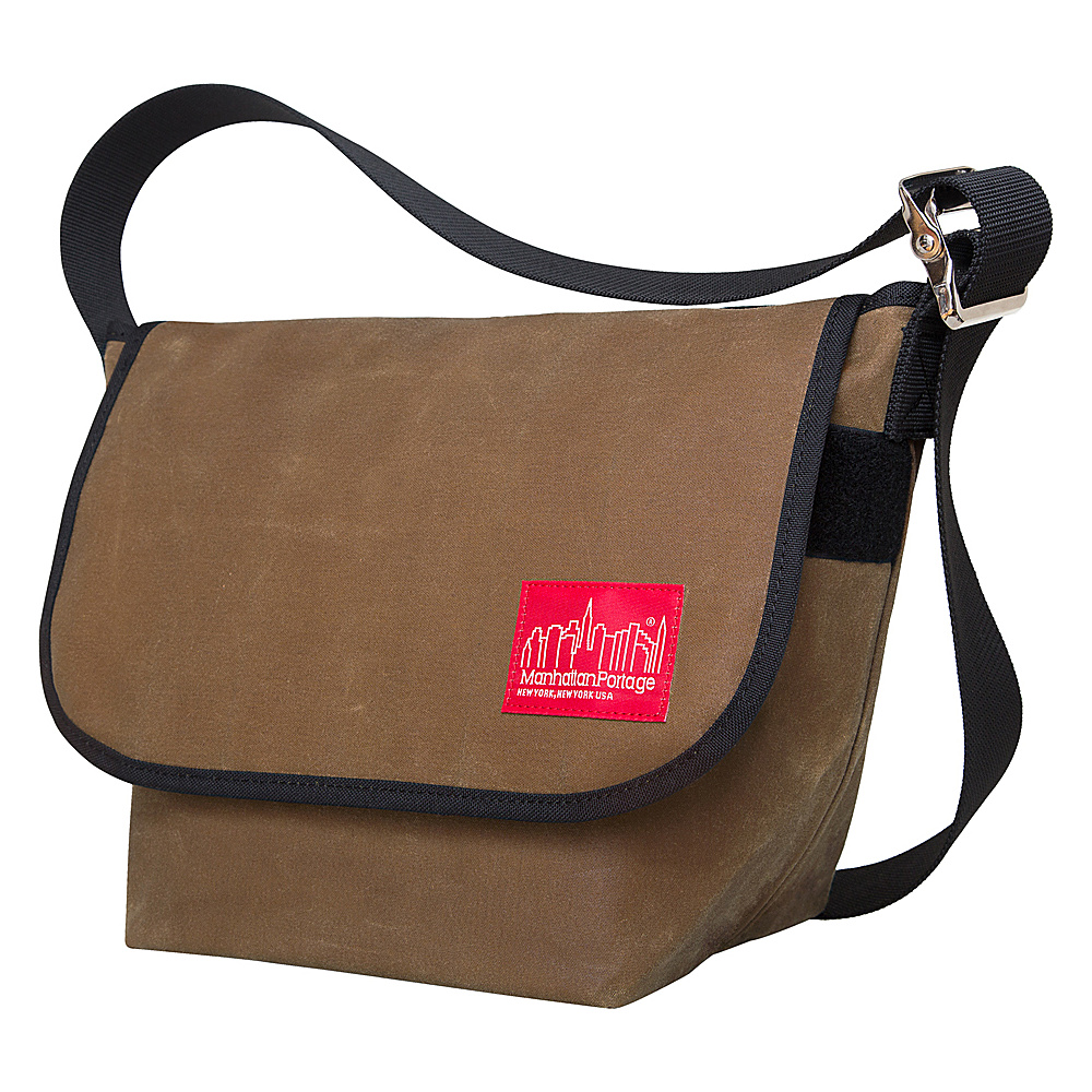 Manhattan Portage Vintage Canvas Messenger Bag Field Tan - Manhattan Portage Messenger Bags - Work Bags & Briefcases, Messenger Bags