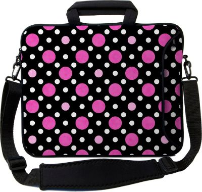 Polka Dots: Back with Pink & White