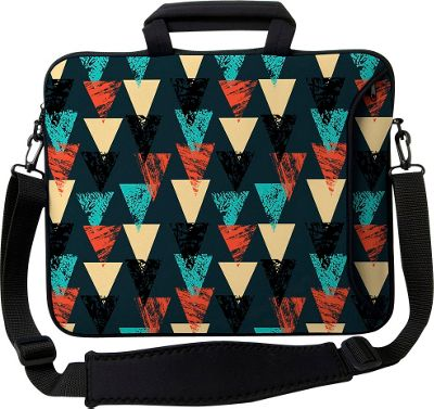 Bold Tribal Triangles