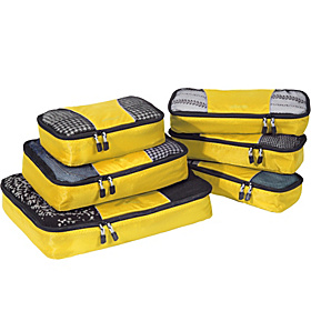 Value Set: Packing Cubes + Slim Packing Cubes Canary