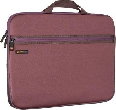 Protec Neoprene Laptop Sleeve - 17 inch - Mauve