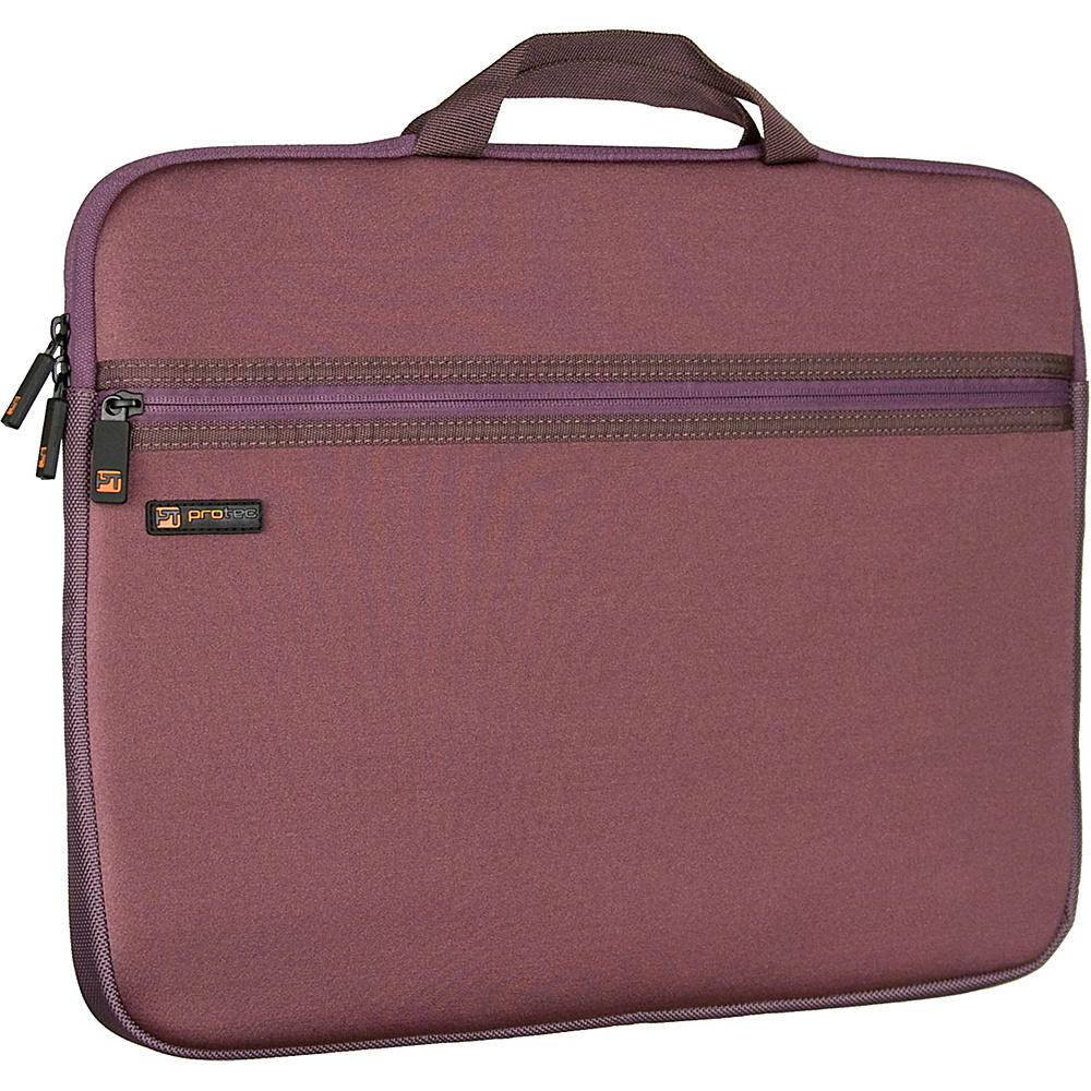 "Protec Neoprene Laptop Sleeve - 17"" - Mauve"