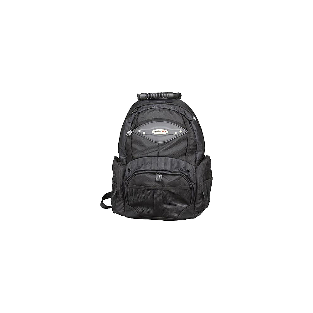 Mobile Edge Deluxe Backpack - 14.1 - Black - Backpacks, Business & Laptop Backpacks