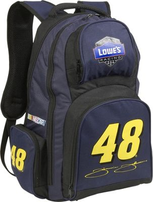 Jimmie Johnson Backpack Navy