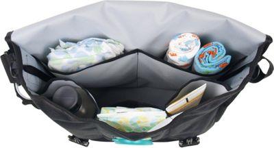 DadGear Courier Retro Stripe Orange - DadGear Diaper Bags & Accessories