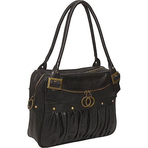 LaCroix Handbags Gabrielle - Black