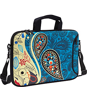 17'' Executive Laptop Sleeve Paisley Fashion