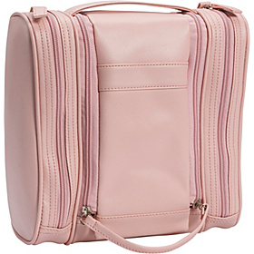 Deluxe Toiletry Bag  Carnation Pink
