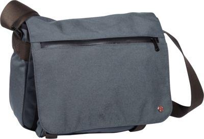 TOKEN Cypress Shoulder Bag Grey - TOKEN Messenger Bags