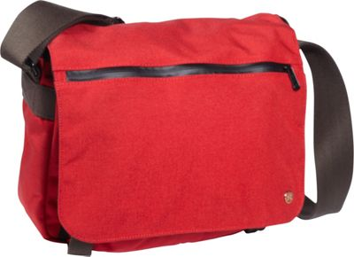 TOKEN Cypress Shoulder Bag Red - TOKEN Messenger Bags