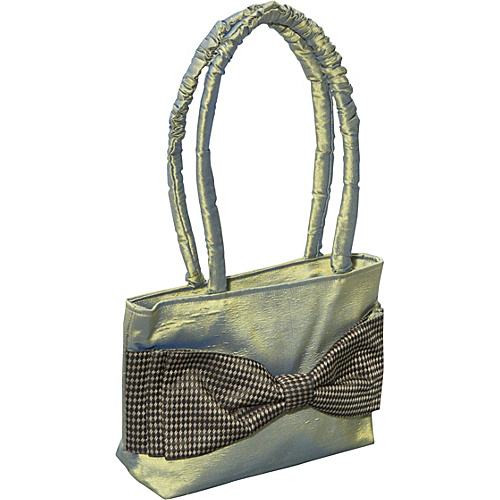 Global Elements Silk Bow Bag - Shoulder Bag