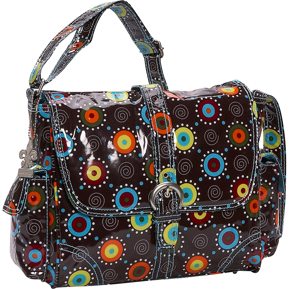 Kalencom Midi Coated Buckle Bag - Doodlebugs - Handbags, Diaper Bags & Accessories